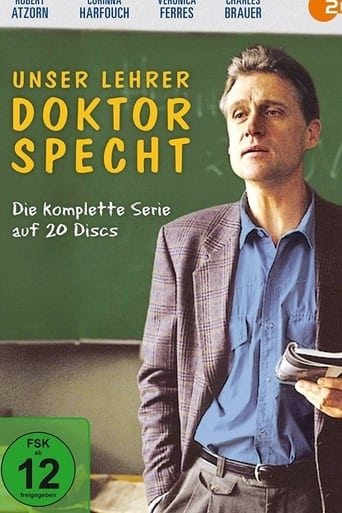 Poster of Unser Lehrer Doktor Specht