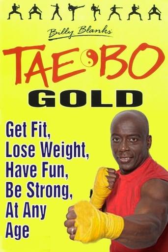 Poster of Billy Blanks' Tae Bo: Gold