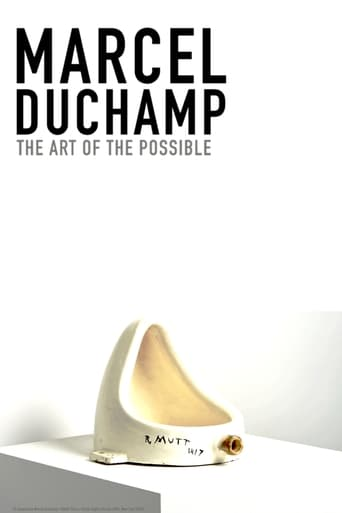 Poster of Marcel Duchamp: The Art of the Possible