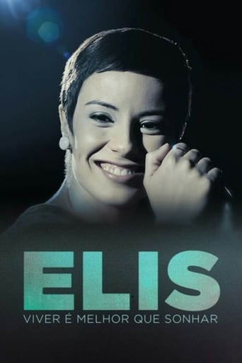Poster of Elis: Viver é Melhor que Sonhar