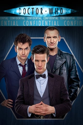 Poster of Doctor Who Confidential
