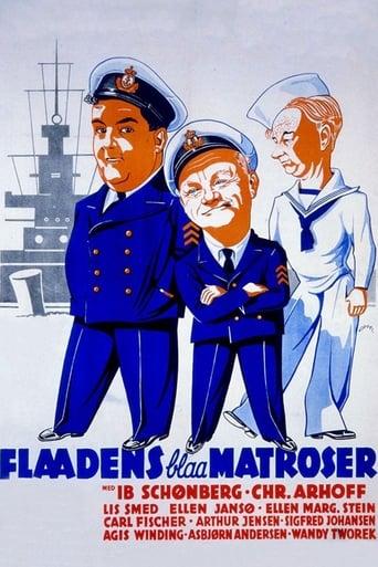 Poster of Flaadens blaa matroser