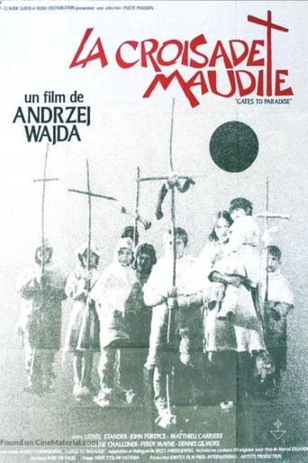 Poster of Gates to Paradise