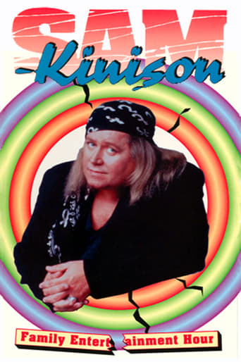Poster of Sam Kinison: Family Entertainment Hour