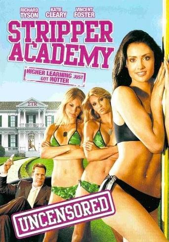 Poster of Stripper Academy