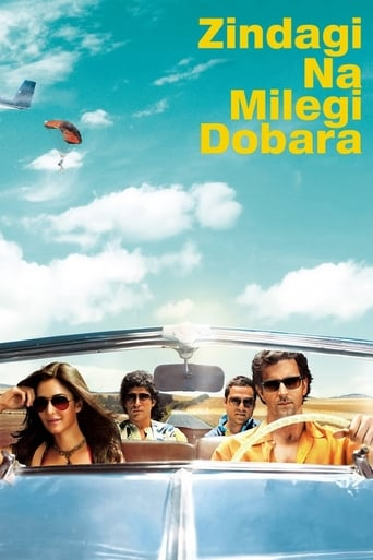 Poster of Zindagi Na Milegi Dobara