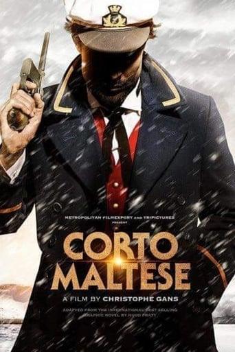 Poster of Corto Maltese