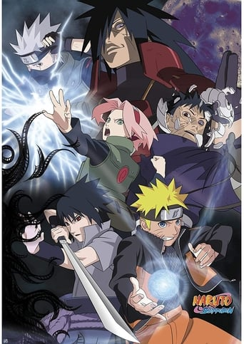 Poster of Naruto Shippūden