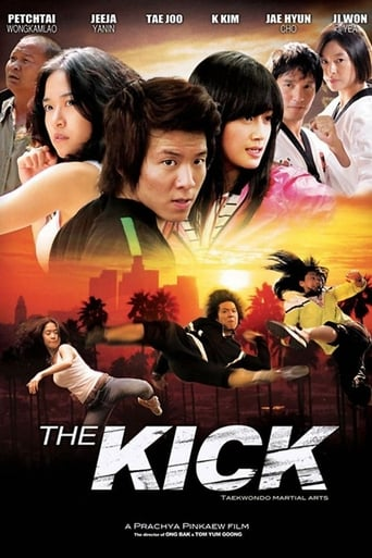 Poster of The Kick