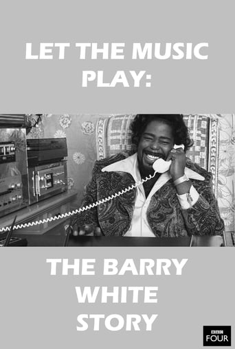 Poster of Let the Music Play: The Barry White Story