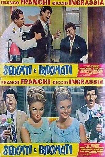 Poster of Sedotti e bidonati