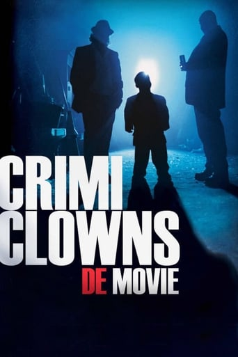 Poster of Crimi Clowns: De Movie