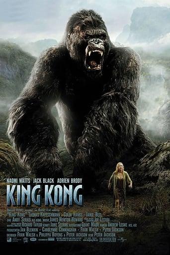 Poster of King Kong