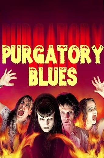 Poster of Purgatory Blues