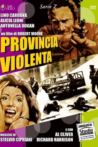Poster of Provincia violenta