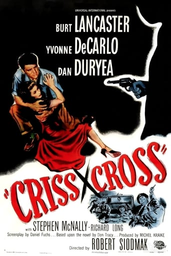 Poster of Criss Cross
