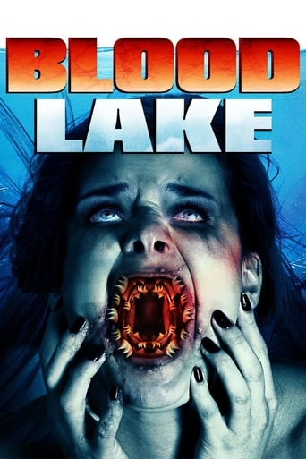 Poster of Blood Lake