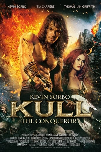 Poster of Kull the Conqueror