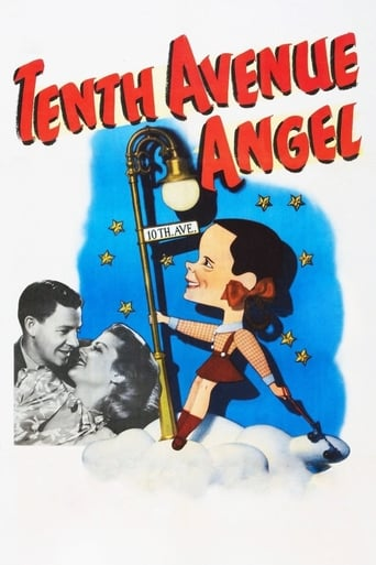 Poster of Tenth Avenue Angel