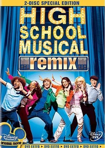 Poster of High School Musical Remix