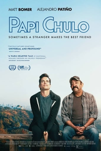 Poster of Papi Chulo
