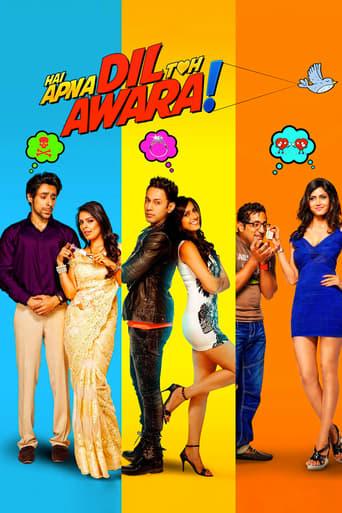 Poster of Hai Apna Dil Toh Awara