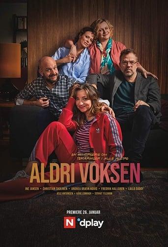 Poster of Aldri voksen