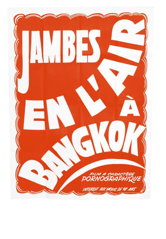 Poster of Jambes en l'air à Bangkok