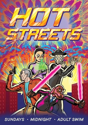 Poster of Hot Streets