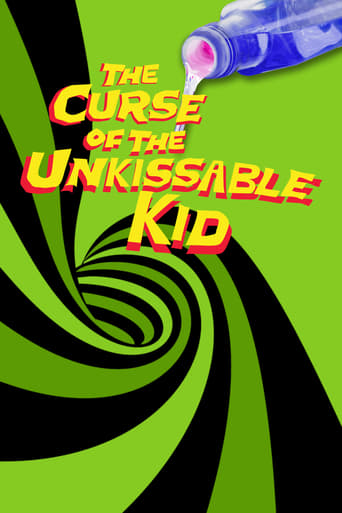 Poster of The Curse of the Un-kissable Kid