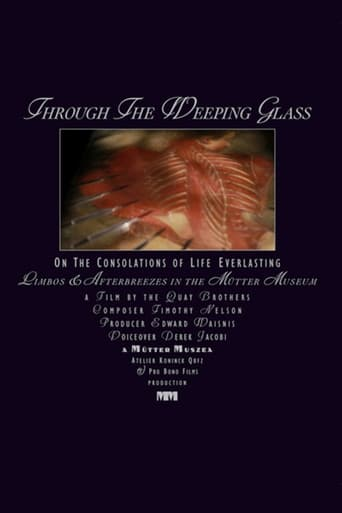 Through the Weeping Glass: On the Consolations of Life Everlasting (Limbos & Afterbreezes in the Mütter Museum)
