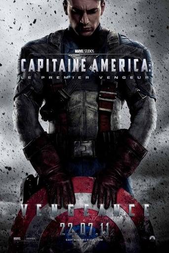 Poster of Captain America : First Avenger
