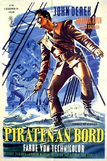 Poster of Prince of Pirates