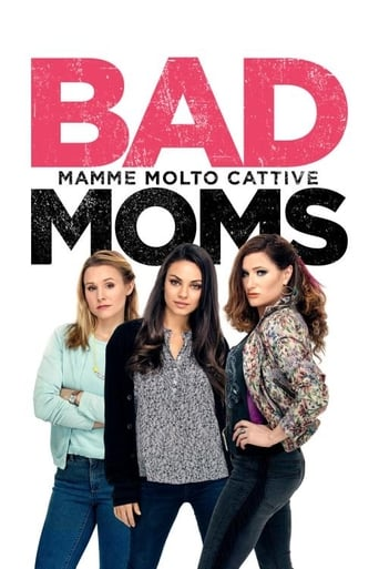Poster of Bad Moms - Mamme molto cattive