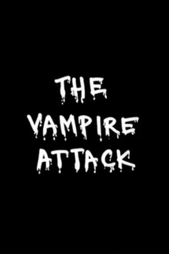 The Vampire Attack poster