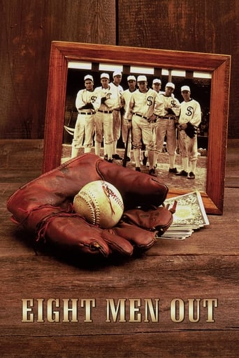 Poster of Eight Men Out