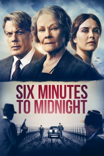 Poster of Six Minutes to Midnight