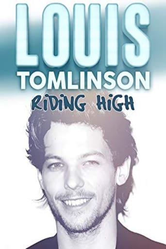 Poster of Louis Tomlinson: Riding High