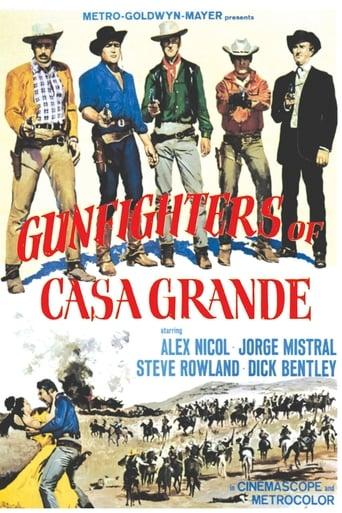 Poster of Gunfighters of Casa Grande