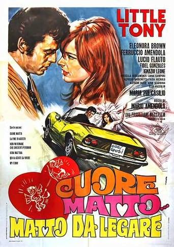 Poster of Cuore matto... matto da legare