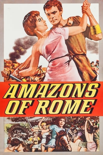 Poster of Amazons of Rome