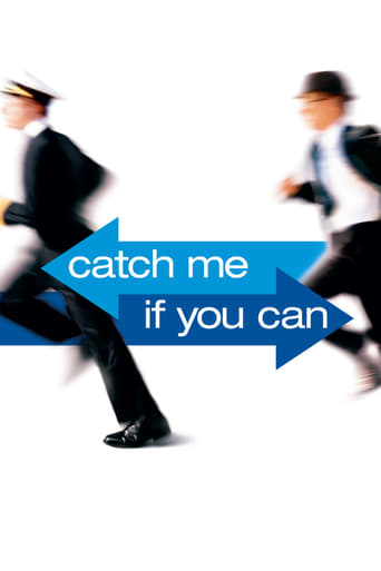 Filmplakat von Catch Me If You Can