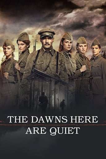Poster of The Dawns Here Are Quiet