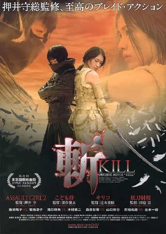 Poster of Kill