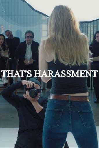 Poster of That's Harassment