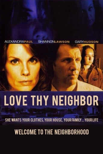 Poster of Love Thy Neighbor