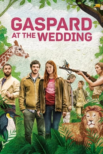 Poster of Gaspard at the Wedding