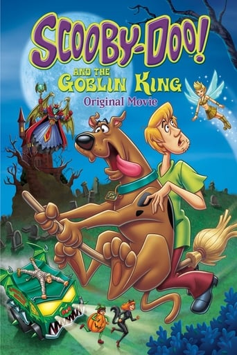 Poster of Scooby-Doo! and the Goblin King