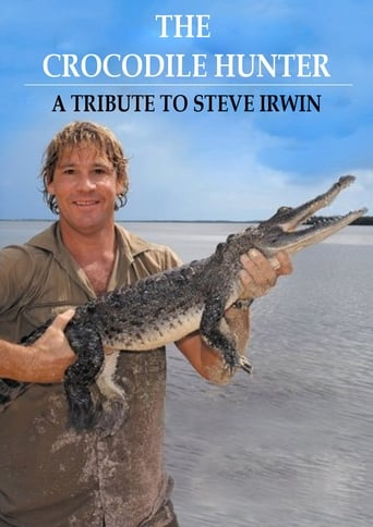 Poster of The Crocodile Hunter - A Tribute to Steve Irwin