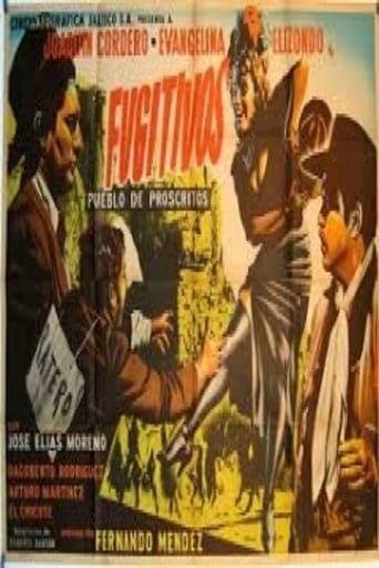 Poster of Fugitivos: Pueblo de proscritos